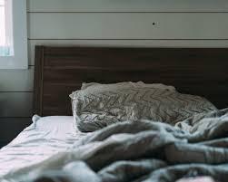bed ruining your sleep