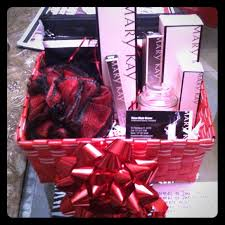 mary kay gift baskets