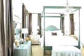 4 Poster Bed Curtains Canopy Four Post Ikea – jamesdelles.com