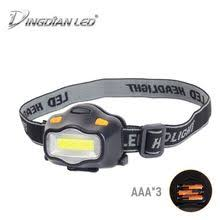 <b>12000LM</b> Portable <b>mini</b> High Power <b>LED</b> Headlamp Built-in Battery ...