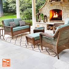 Patio Furniture Home Depot Outdoor Lounge Furniture For Patio The