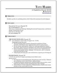 Entry Level Graphic Design Resumes | Template