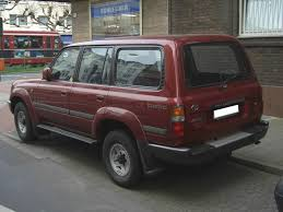 1997 Toyota Land Cruiser - Information and photos - ZombieDrive
