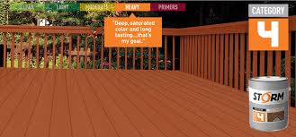 storm system wood stain deck stain