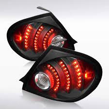 Dodge Neon Brake Light Euro Black 03 05 Dodge Neon Srt4 Led Parking Lamps Tail Rear