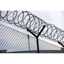 Barbed Wire Fencing at Best Price in India