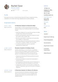 Business Analyst Resume Business Analyst Resume Sample Resumeviking 40
