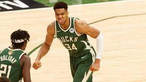 Bucks rout of Suns in NBA Finals Game ...