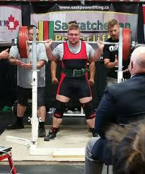 archive photo from 2016 saskatchewan powerlifting peion