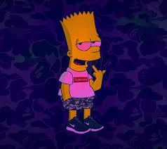 Sad Bart Simpson PC Wallpapers - Top ...