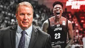 Wizards news: GM Tommy Shepard calls Rui Hachimura a 'generational talent'  for Japan