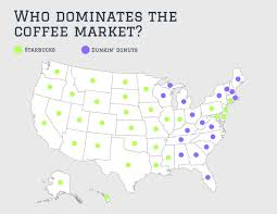 Coffee Map Template