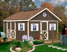 fairview diy shed kit