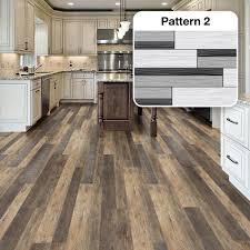 woodacres oak luxury vinyl flooring the home depot 1000 1000