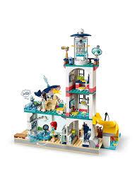 Nơi bán Đồ chơi lắp ráp Lego Friends 41380 - Trung tâm cứu hộ ngọn hải đăng giá  rẻ nhất tháng 11/2020
