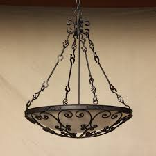 image of pull chain light fixture style