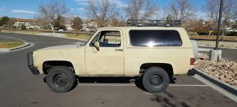 1985 cucv m1009 6 2 diesel k5 blazer