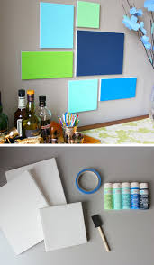 classic and easy wall decor diy art