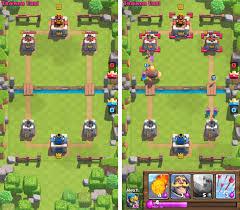 Resultado de imagen de clash royale match