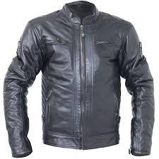rst 1834 classic tt retro custom vintage leather motorbike jacket black 52 53in 4xl