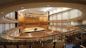 Holland Performing Arts Center Concert Hall Auditorium