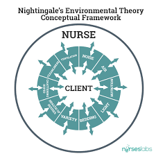 florence nightingale theory florence nightingale environmental theory conceptual framework