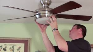 how to change light in harbor breeze ceiling fan how to change light on harbor breeze