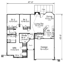 Small Picture 10 best Floor plans images on Pinterest Bungalow house plans