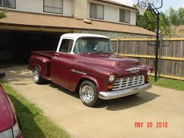 1955 Second Series Chevy/GMC Pickup Truck – Brothers Classic Truck ...