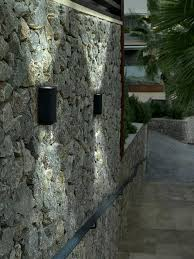 attractive up down wall light love this effect to transform your garden