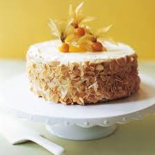 Lemon And Almond Cake With Amaretto Dessert Recipes Womanhome