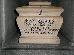 「1897 abraham bram stoker dracula」の画像検索結果