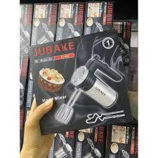 Máy Đánh Trứng Cầm Tay 7 Tốc Độ Jubake - Máy xay sinh tố Nhãn hiệu No Brand