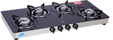 Gas Cooktop Glass Compare Glen Glass Manual Gas Stove Price Online India Comparometer