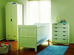 blue nursery furniture. White Nursery Furniture Blue