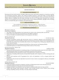 Curriculum Vitae Vs Resume Sample Best of Cv De Maintenance De Linstallation Curriculum Vitae R Be In