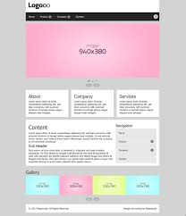 Website Layout Template Website Layout Template solnetsy 1