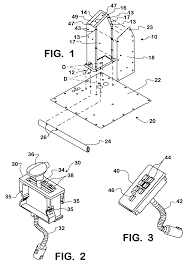 patent us6173622 automatic transmission shifter control tower Allison Shifter Wiring Diagram Allison Shifter Wiring Diagram #92 allison shifter wiring diagram