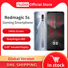 <b>Global Version Nubia</b> Red magic 5S Gaming Smartphone ...