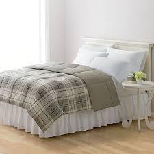 home classics reversible down alternative comforter