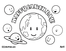 Small Picture Earth Day Coloring Pages GetColoringPagescom