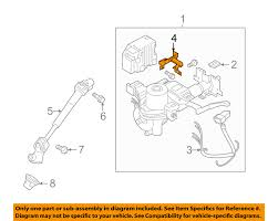 nissan oem 11 16 juke steering column wire harness bracket nissan oem 11 16 juke steering column wire harness bracket 480911ka0a