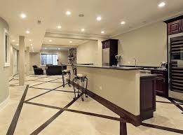 Finish Basement Design Custom Design