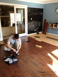 Small Picture Why We Chose Laminate Flooring for Our Home Designer Trapped in
