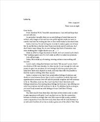Short Love Letter Love Letters