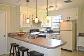 Small Kitchen Design With Breakfast Counter Small Modern Open Kitchen With Breakfast Counter Google