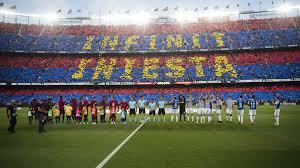 Футбол. Чемпионат Испании. Барселона — Реал Сосьедад — 1:0 - Прессбол