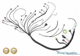 wiring specialties s14 sr20det silvia s13 wiring harness irace wiring specialties s13 sr20det 240sx s14 wiring harness