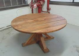 Kitchen Table Reclaimed Wood Washington Round Dining Table Reclaimed Wood Custom Handcrafted