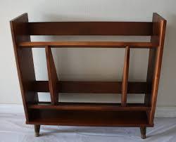 mid century modern bookshelf. Teak Mid Century Modern Bookcase Bookshelf
